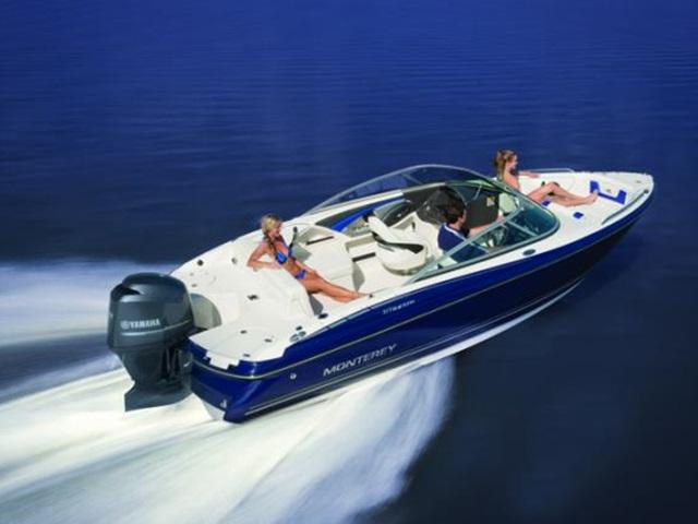 2015 Monterey Sport Boat 217BF