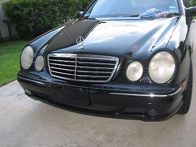 Mercedes-Benz : E-Class AMG 2002 e 55 amg
