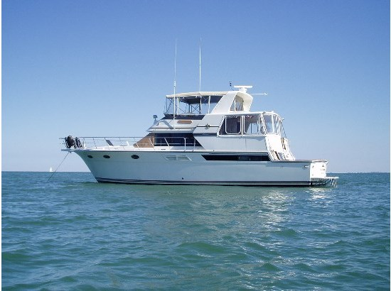 Californian Motor Yacht Boats For Sale