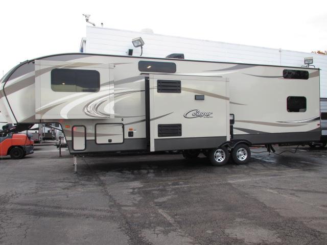 Keystone Cougar 337pfl Rvs For Sale