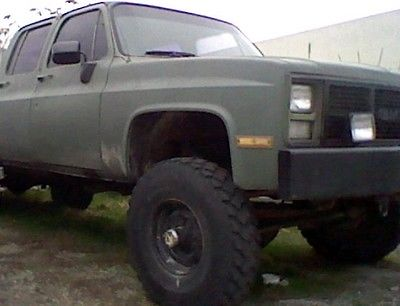 Old Chevy Truck >> Chevrolet K30 Cars for sale