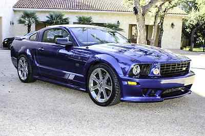 Ford : Mustang Saleen 2006 mustang saleen s 281 supercharged 29 500, 1