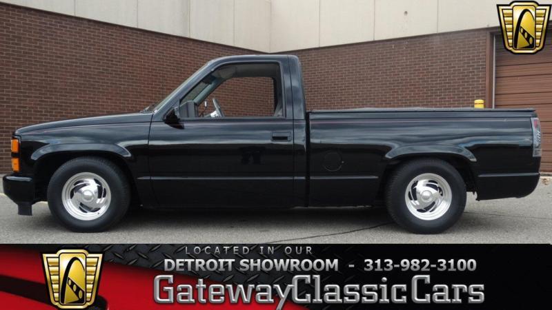 1991 Chevrolet C1500 #547DET