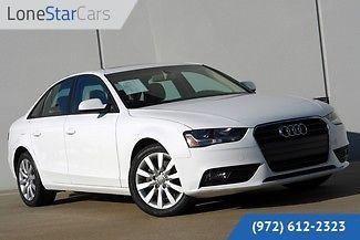 Audi : A4 Premium Factory Warranty 2014 audi a 4 clean carfax 1 owner premium