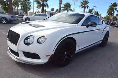 Bentley : Continental GT #7 of 99 USA 2015 bentley continental gt 3 r 7 of 99 rare only 5200 miles 341 k msrp