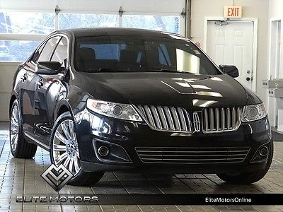 Lincoln : MKS w/EcoBoost 12 lincoln mks awd ecoboost navi gps back up cam keyless go heated cooled seats