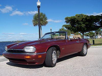 Jaguar : XJS LEATHER Jaguar xjs convertible