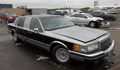 Lincoln Limo Cars For Sale