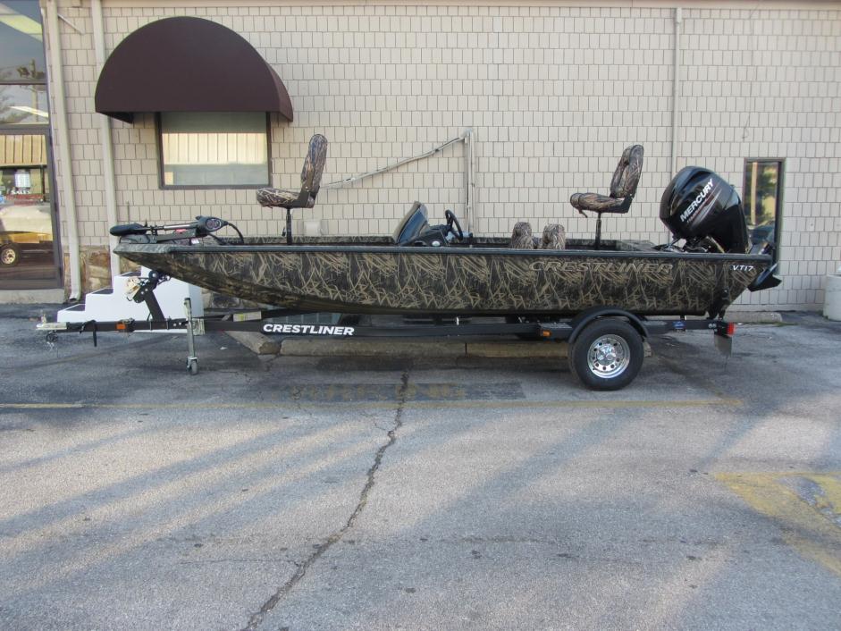 Crestliner Vt 17 Boats For Sale In Missouri