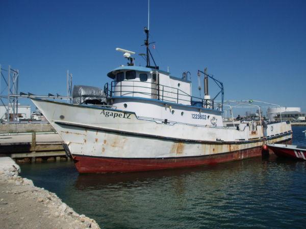 1973 Custom Longliner/Pilothouse/Trawler