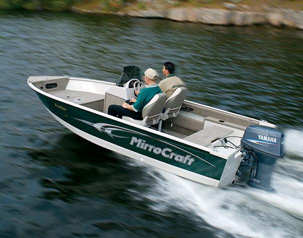 2015 MirroCraft Troller Series 1616