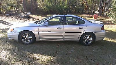 Pontiac : Grand Am GT 2001 pontiac grand am gt 1 sedan 4 door 3.4 l