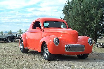 Willys 2 DR COUPE 1941 willys coupe