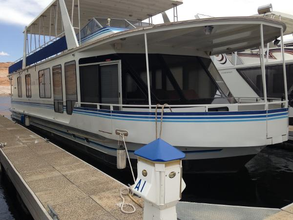 2001 Skipperliner Houseboat