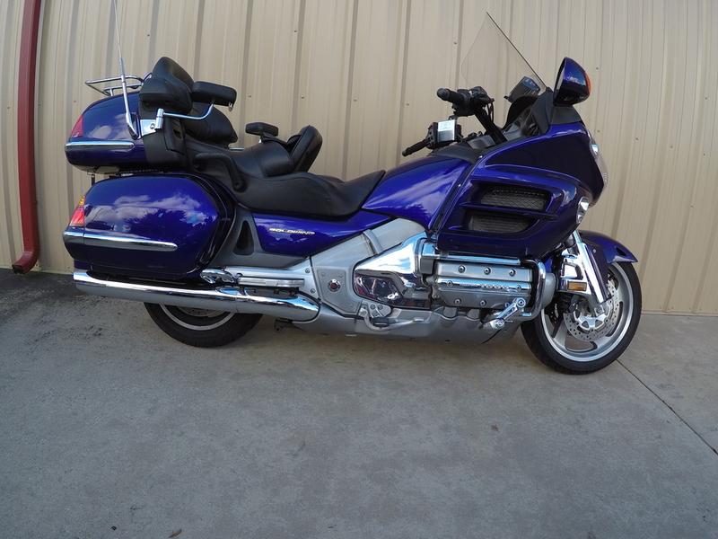 Goldwing motorcycles for sale in lakeland florida for Honda dealership lakeland