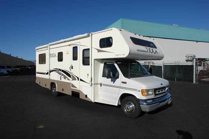 Fleetwood American Tradition 40ft Rvs For Sale