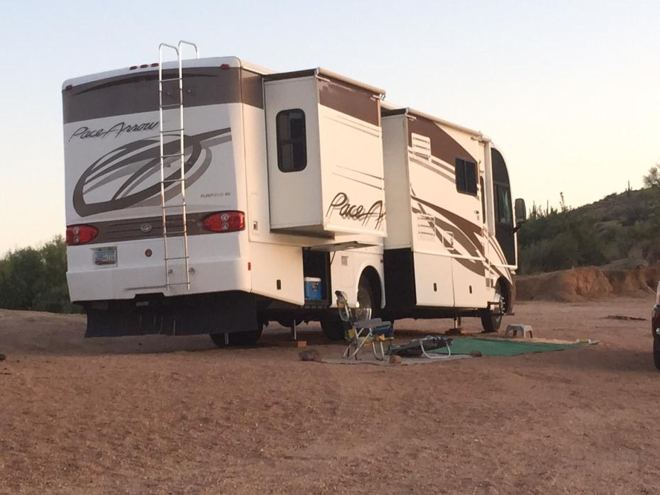 Fleetwood Pace Arrow37c Rvs For Sale In Arizona
