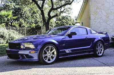 Ford : Mustang Saleen 2006 mustang saleen s 281 supercharged 29 500, 0