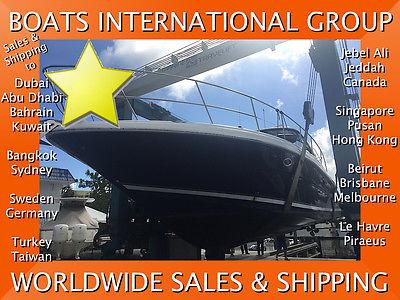 2006 SEA RAY 44 445 SUNDANCER BLUE HULL DIESELS HARDTOP We Ship/Export Worldwide