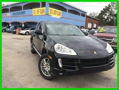 Porsche : Cayenne S AWD 4dr SUV 2009 s awd 4 dr suv used 4.8 l v 8 32 v automatic awd premium