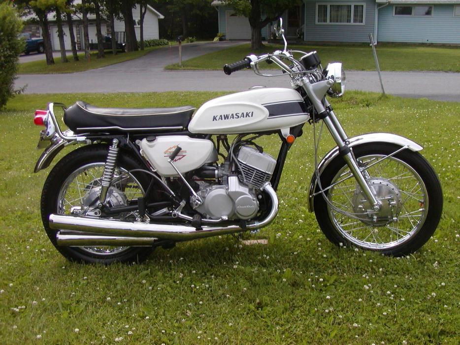 Kawasaki Mach  For Sale
