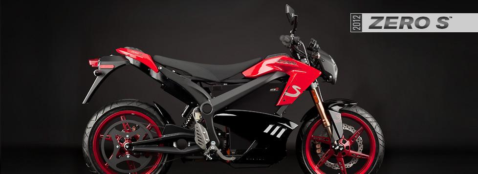 2012 Zero Motorcycles Zero-S
