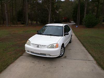 Honda : Civic GX 2002 civic gx