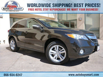 Acura : Other FWD 4dr Tech Pkg 2015 acura rdx tech package loaded only 8 k miles 1 owner carfax certified