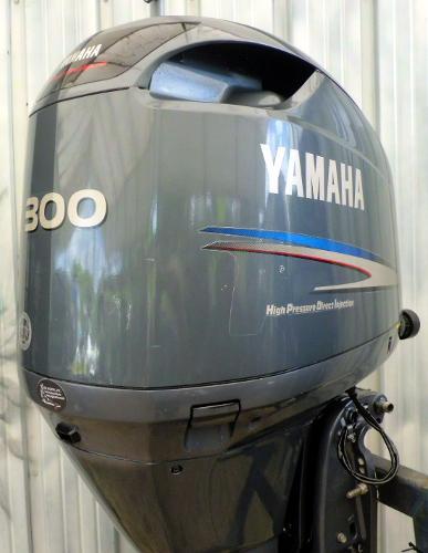 2005 YAMAHA Z300hp 25