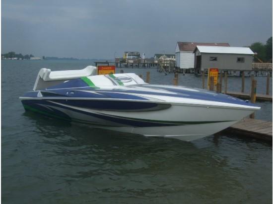 2011 Sunsation 288 SS