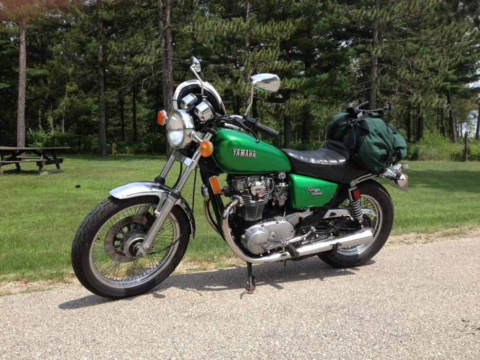 1983 yamaha xs650 motorcycles for sale