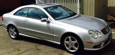 Mercedes-Benz : CLK-Class CLK 500 LOW MILES, DRIVES GREAT