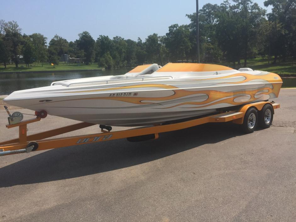 2006 Ultra Custom Powerboats 24 BR