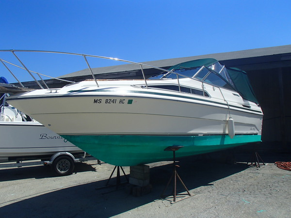 1987 searay 250 Sundancer