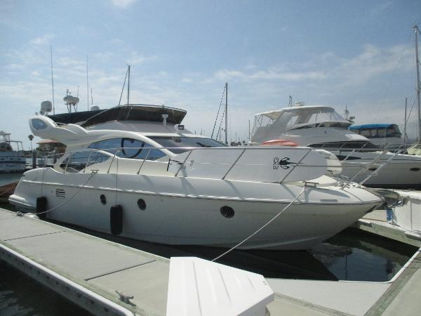 2006 Azimut 43 LLC Owned 43
