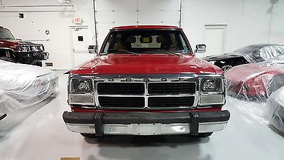 Dodge : Ramcharger Base Sport Utility 2-Door 1993 dodge ramcharger base sport utility 2 door 5.2 l