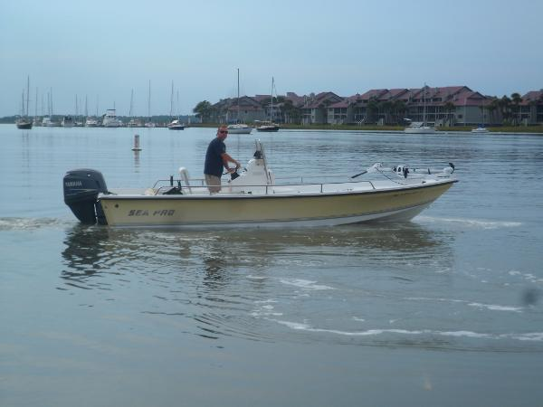 Sea Pro Sv 2100 Boats for sale
