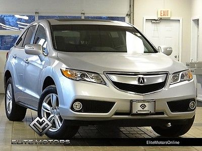 Acura : RDX Tech Pkg 13 acura rdx awd technology navi gps back up cam keyless go heated seats