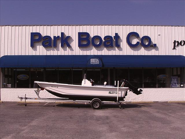 2010 Carolina Skiff DLV SERIES DLV 218