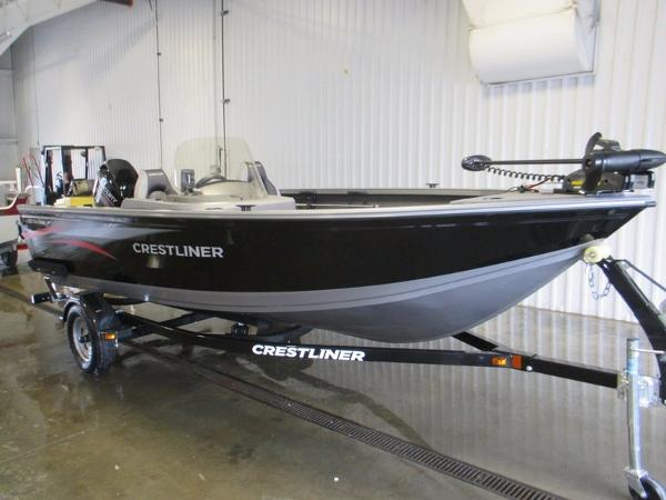 2014 Crestliner Fish Hawk 1650 SC