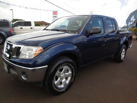 2011 NISSAN FRONTIER 4 DOOR CREW CAB SHORT BED TRUCK