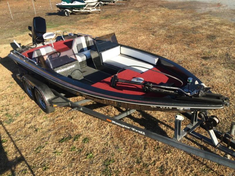 Ranger 393 V Ranger Boats for sale