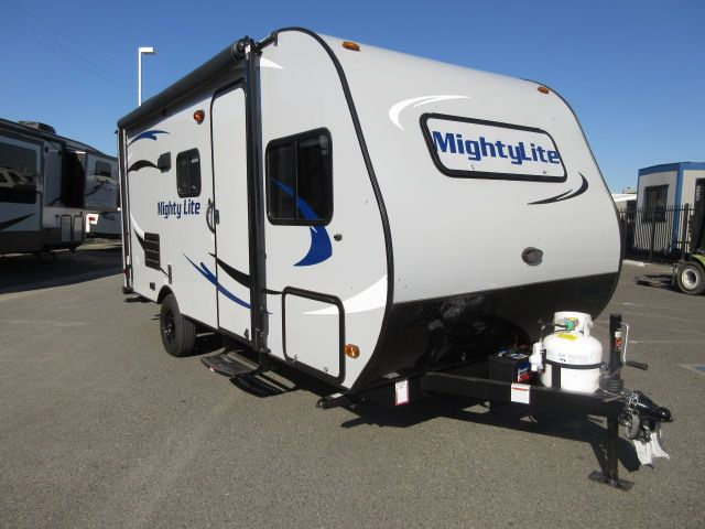 2016 Pacific Coachworks Mighty Lite 16BB Dry Weight 2290LB
