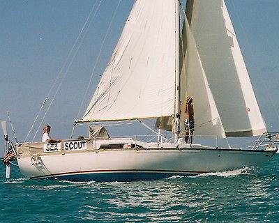 Dufour Arpege sailboat 30'