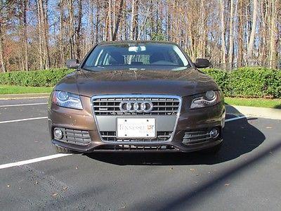 Audi : A4 Avant Wagon 4-Door 2011 audi a 4 quattro avant wagon 4 door 2.0 l
