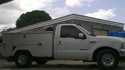 Ford : F-250 XL Standard Cab Pickup 2-Door 2000 ford f 250 super duty service truck 2 door 7.3 l