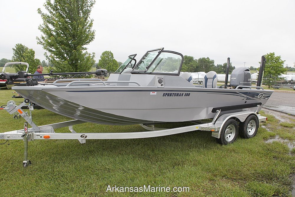 2016 G3 BOATS Sportsman 200