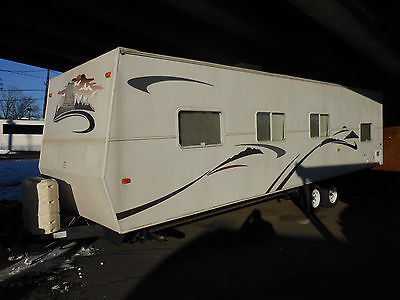 2006 Holiday Rambler Travel Trailer RV LIKE NEW Appliances never used MUST GO