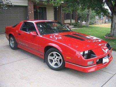 1989 Chevrolet Camaro Cars for sale