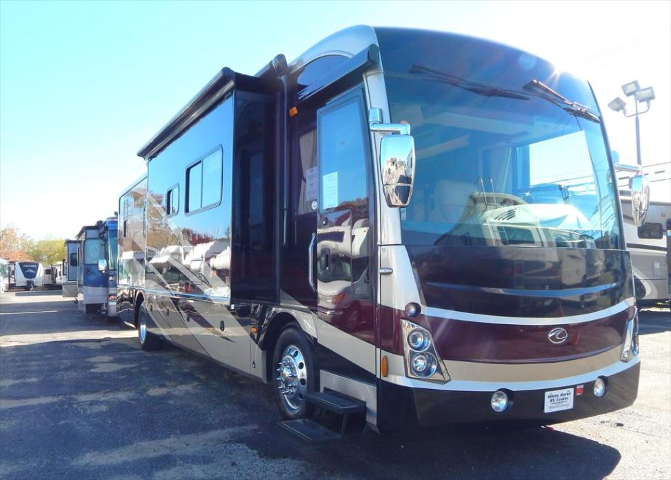 2015 American Coach Heritage 45BT